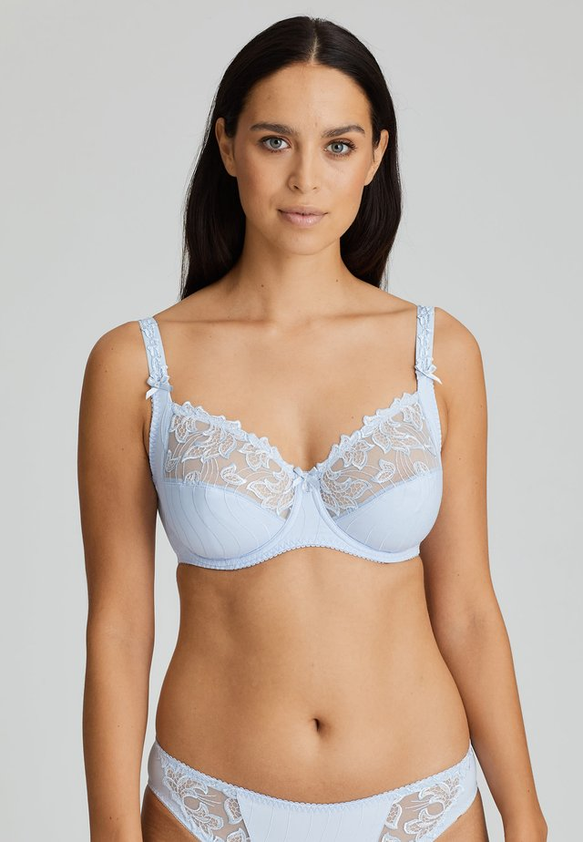 BH DEAUVILLE - Underwired bra - heather blue