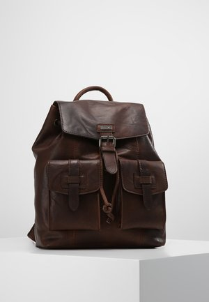 Sac à dos - dark brown