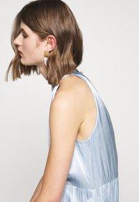 Bruuns Bazaar - GRO MAJA DRESS - Vestito elegante - blue mist - 3