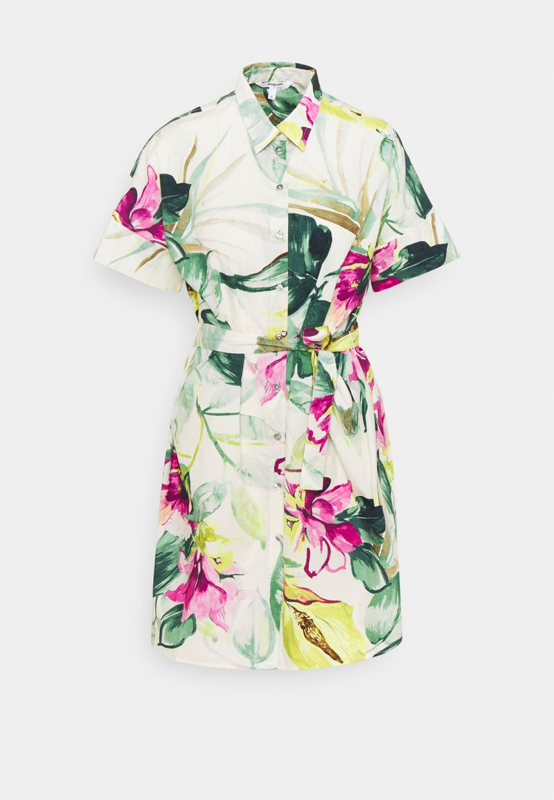 Desigual - KODIAK - Shirt dress - green