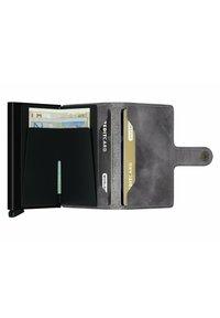 Secrid - Wallet - vintage grey - 1