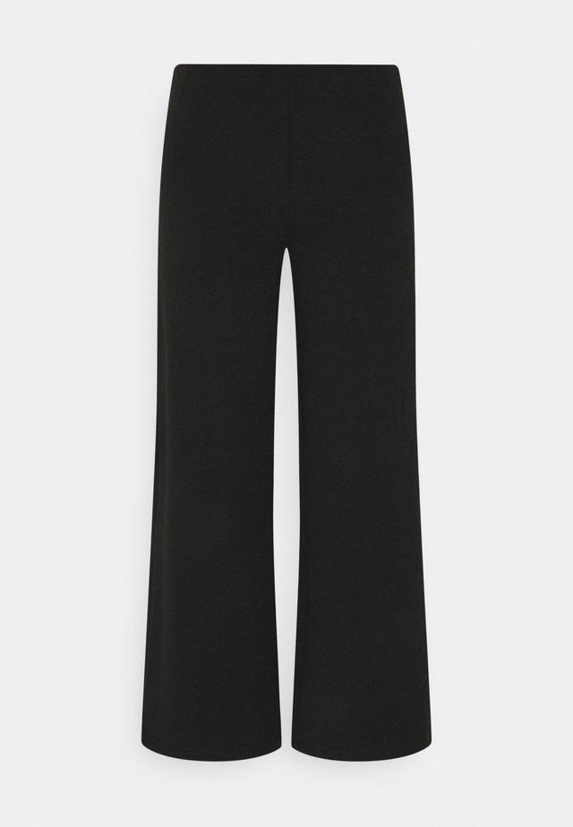 JDYHUGH ANCLE PANT - Broek - black