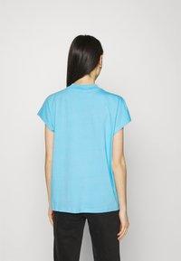 Weekday - PRIME - T-shirt basique - turquoise light - 2