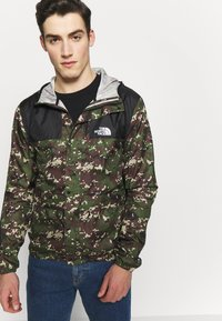The North Face - SEASONAL MOUNTAIN  - Windbreaker - olive - 3