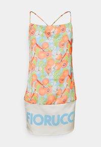 Fiorucci - PEACHES SLIP DRESS - Day dress - multi - 0