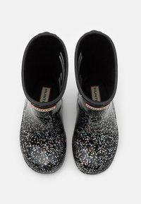 Hunter ORIGINAL - KIDS FIRST CLASSIC GIANT GLITTER - Wellies - black - 3