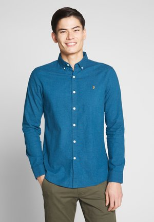 STEEN  - Shirt - farah teal