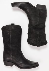 Felmini - GERBERA - Botas camperas - morgan black - 3