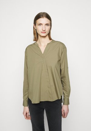 BLANCHE - Blouse - green umber