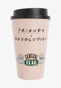 Make up Revolution - REVOLUTION X FRIENDS ESPRESSO BODY SCRUB - System - - - 0