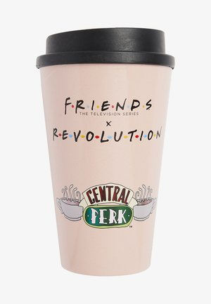 REVOLUTION X FRIENDS ESPRESSO BODY SCRUB - System - -