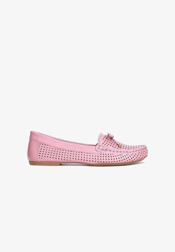 PEARLIE  - Moccasins - pink