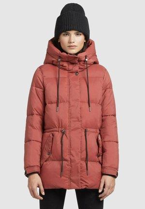 LEVIANI - Winter coat - blassrot