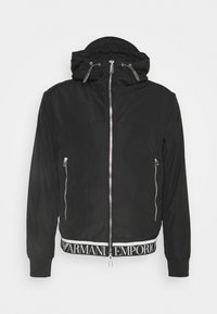 Emporio Armani - Light jacket - black - 6