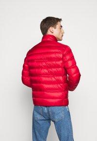 Blauer - GIUBBINI CORTI  - Down jacket - dark red - 2