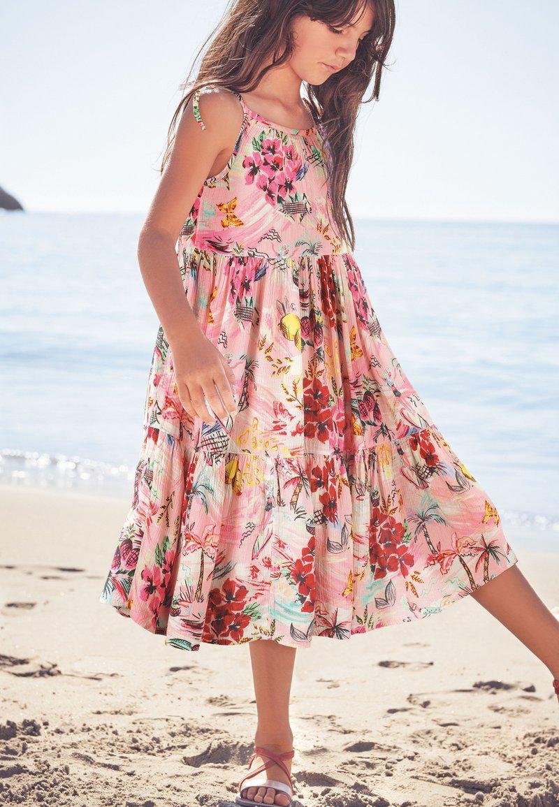Next - Day dress - multi-coloured