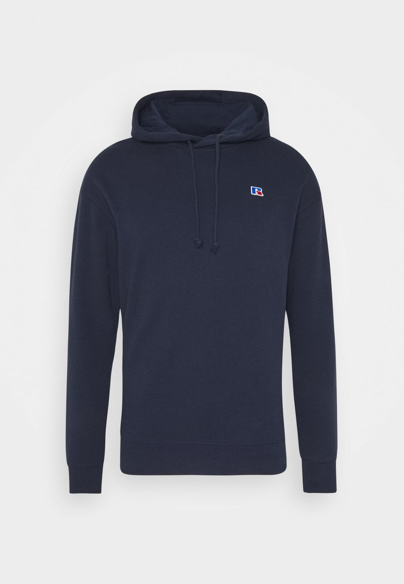 Russell Athletic Eagle R - ICONIC UNISEX - Hoodie - navy