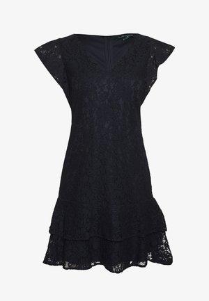 CHALINA CAP SLEEVE DAY DRESS - Denní šaty - lighthouse navy