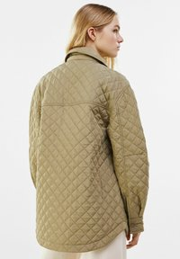 Bershka - Winter jacket - khaki - 2