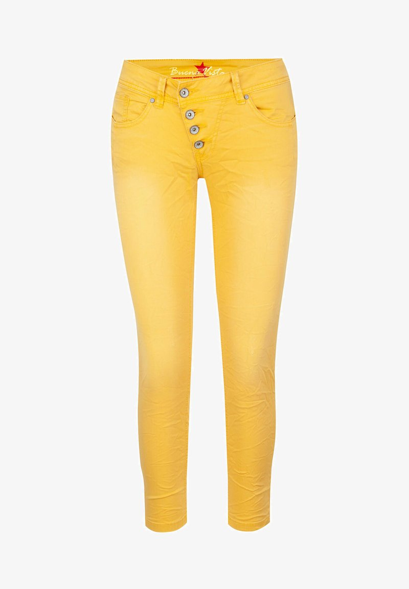 Buena Vista - Jeans Skinny Fit - gold