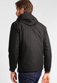 Helly Hansen - DUBLINER JACKET - Regenjas - black - 2
