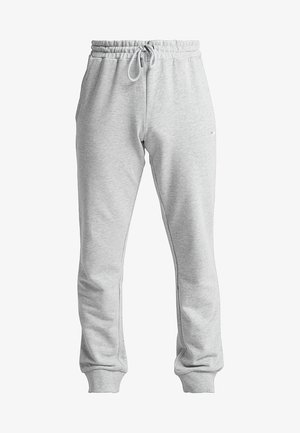 WILMET PANTS - Verryttelyhousut - light grey melange