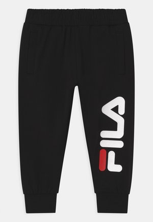 PATRI LOGO UNISEX - Trousers - black