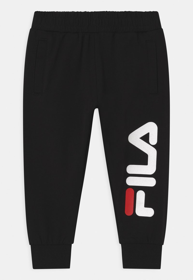 Fila - PATRI LOGO UNISEX - Kalhoty - black