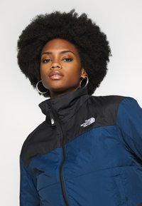 The North Face - GOSEI PUFFER - Light jacket - blue wing teal - 4