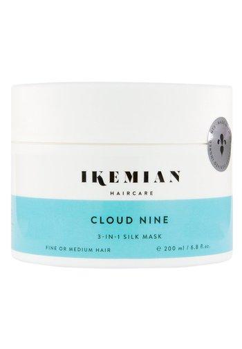 CLOUD NINE - Hair mask - weiß