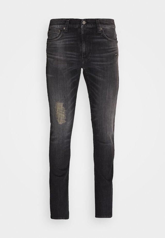 LEAN DEAN - Slim fit jeans - black arch