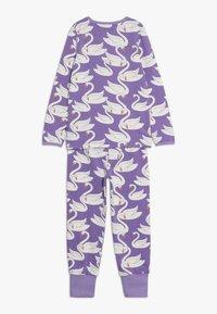Småfolk - NIGHTWEAR SWAN - Pijama - purple - 1