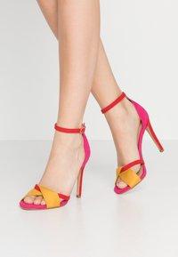 Anna Field - Sandalen met hoge hak - pink - 0