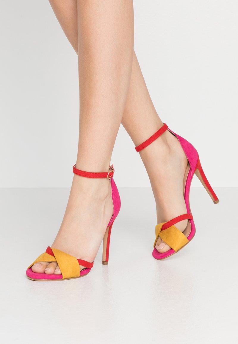 Anna Field - Sandalen met hoge hak - pink