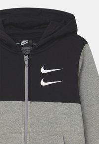 Nike Sportswear - Sudadera con cremallera - mottled light grey - 2