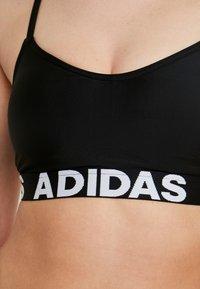 adidas Performance - BRANDED SET - Bikini - black - 5