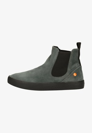 Korte laarzen - grey slate