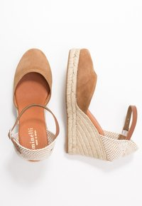 Minelli - High heeled sandals - tan - 3