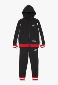 Nike Sportswear - AIR SET - Trainingsanzug - black - 0