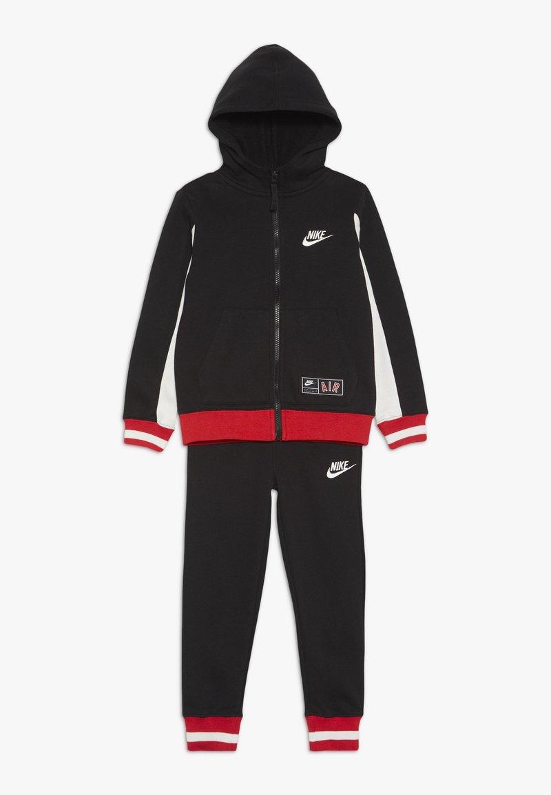 Nike Sportswear - AIR SET - Trainingsanzug - black