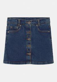 Walkiddy - Minifalda - blue denim - 0