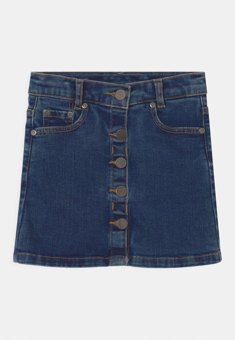 Walkiddy - Minifalda - blue denim