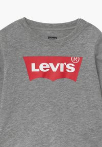 Levi's® - BATWING UNISEX - Long sleeved top - grey - 2