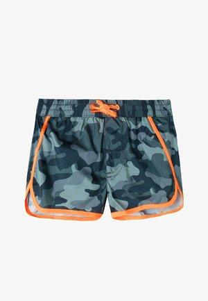VENICE MINI ME - Swimming shorts - camouflage shark grey