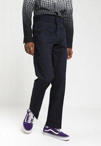 Dickies - ORIGINAL 874® WORK PANT - Trousers - dark navy - 0
