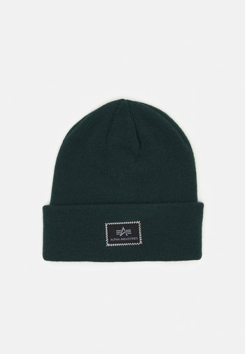 X-FIT BEANIE - Pipo - navy green