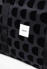 Desigual - Sports bag - black - 6