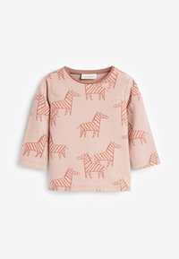 Next - Long sleeved top - pink - 5