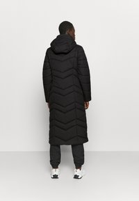 Jack Wolfskin - KYOTO LONG COAT - Winter coat - black - 2
