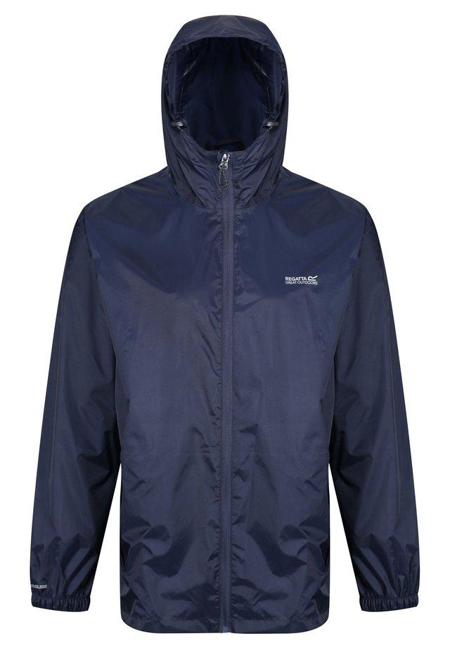 Waterproof jacket - navy